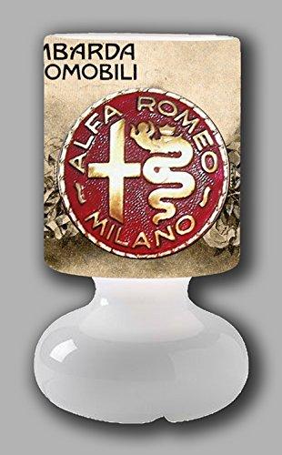 Lampada da Tavolo Alfa Romeo 2