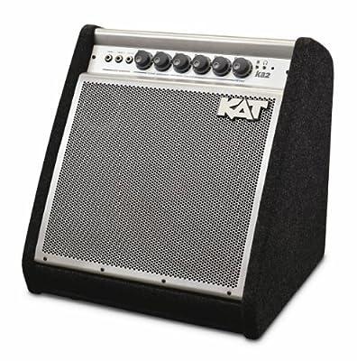 KAT Percussion KA2 200-Watts Digital Drum Amplifier from KAT Percussion