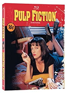 Pulp Fiction / Fiction Pulpeuse (Bilingual) [Blu-ray + DVD]