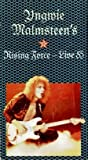 Malmsteen:Rising Force Live 85 [VHS]