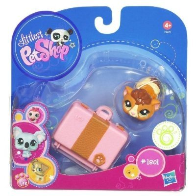 Buy Low Price Hasbro Littlest Pet Shop Prized Pets Figure Guinea Pig (B004DJ0FSQ)