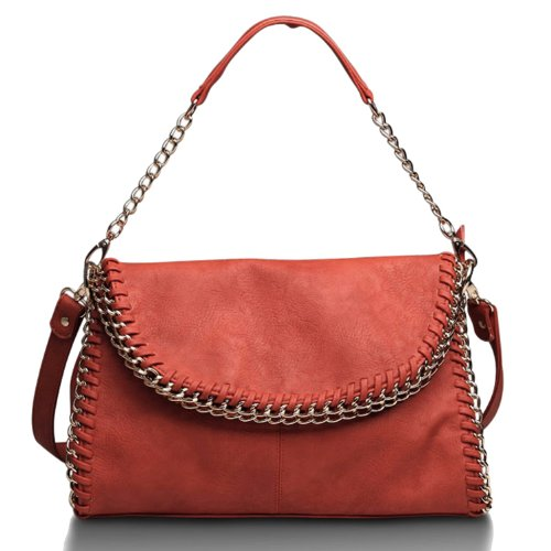 Urban Expressions City Lights Handbag (Red)