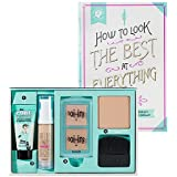 BENEFIT COSMETICS How To Look The Best At Everything Medium - flawless complexion makeup kit