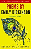 Image of Poems By Emily Dickinson, Series One: Color Illustrated, Formatted for E-Readers (Unabridged Version)