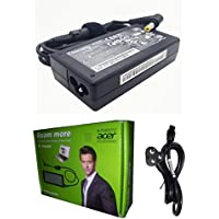 Original Genuine Box Pack Laptop Battery Adapter Charger 65w 19v 3.42a Acer Aspire 4732z 4733z 4736 4736g 4736z...