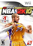 echange, troc WII NBA 2K10 [Import américain]