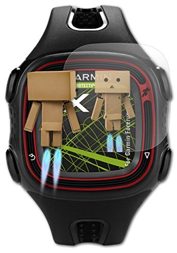 atfolix-screen-protection-garmin-forerunner-10-mirror-screen-protection-fx-mirror-with-mirror-effect