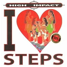 Amazon.com: High Impact - I Love Steps (Fitness, Cardio