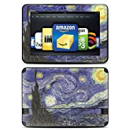 Kindle Fire HD 8.9 Skin Kit/Decal - Starry Night - Vincent Van Gogh