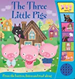 Igloo Books Three Little Pigs (Noisy Readers - Igloo Books Ltd)