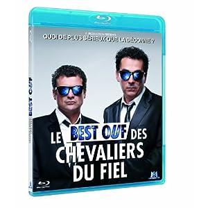 Les Chevaliers du Fiel - Le best ouf [Blu-ray]
