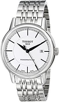 Tissot Men's Classic Analog Display Swiss Automatic Watch