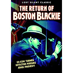 Return of Boston Blackie (Silent)