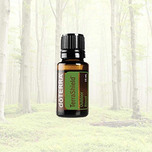 doTERRA TerraShield Outdoor Blend 15mL Essential Oil Blend New Formula