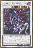 Yu-Gi-Oh! - Blackfeather Darkrage Dragon (PGLD-EN017) - Premium Gold - 1st Edition - Gold Secret Rare