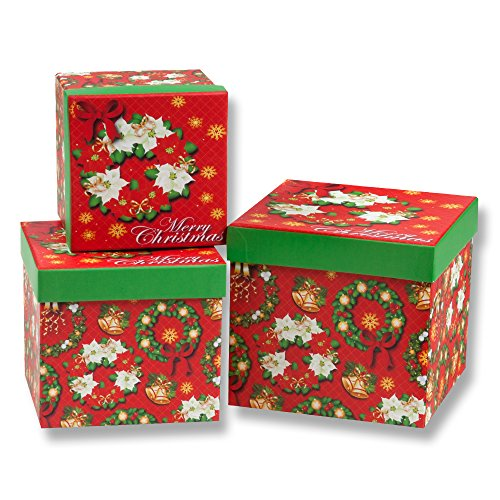 Christmas cookie baked goods gift box set christmas gift for Homemade baked goods for christmas gifts