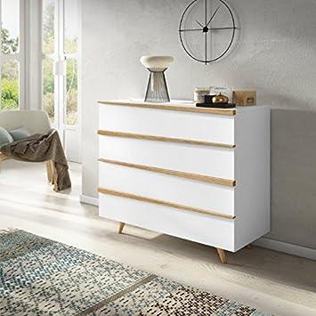 Cómodas de Diseño Nórdico : Colección ASPEN de 115x85x47