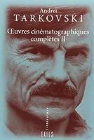 Oeuvres cinématographiques complètes, tome 2