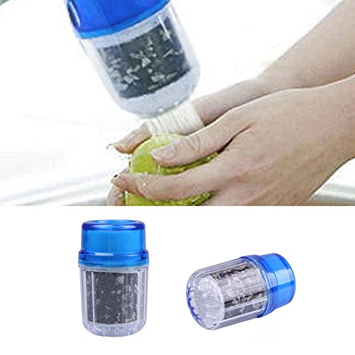 Feichen New Mini simple robinet Filtre à eau Purificateur Head