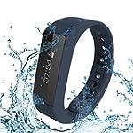 ELEGIANT D6 PLUS Smartwatch Montre Br...