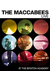 The Maccabees Live [DVD]