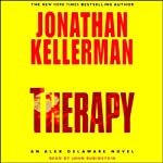 Therapy (       ABRIDGED) by Jonathan Kellerman Narrated by John Rubenstein