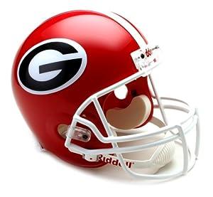 Riddell Georgia Bulldogs Deluxe Replica Helmet by Riddell
