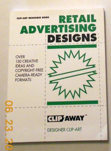 Retail Advertising Designs (Clip-art resource book)