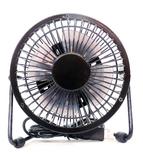 "Actiland Electric Desk Fan (4"")"