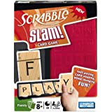 Scrabble Slam Deluxe Card Game