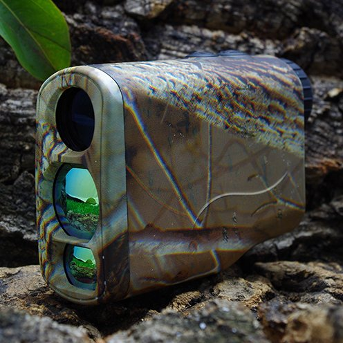 YINGNEW Laser Rangefinder 6x ,Speed and Range Finder for Hunting