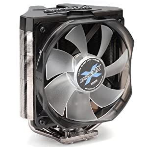 Zalman CNPS 11X Extreme Processor Cooler with Blue LED