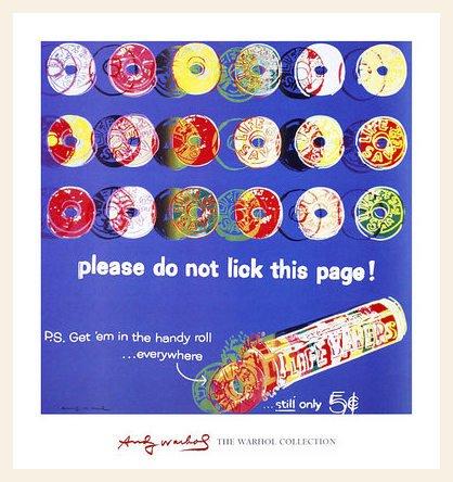 andy-warhol-ads-life-savers-blue-poster-de-impresion