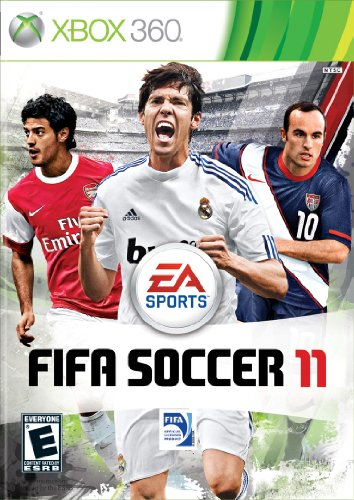 FIFA Soccer 11 - Xbox 360 at Amazon.com