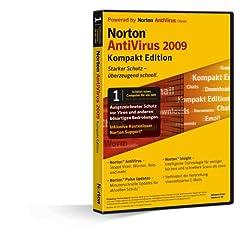 Norton AntiVirus 2009 Kompakt 1 Benutzer - deutsch