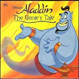 img - for Disney's Aladdin: The Genie's Tale (Golden Super Shape Book) book / textbook / text book