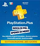 PlayStation Plus Card: Sottoscrizione...