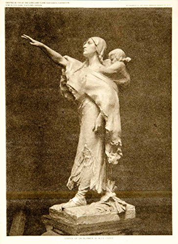 1919-photogravure-sacagawa-baby-statue-alice-cooper-lewis-clark-expedition-ytmm2-original-photogravu