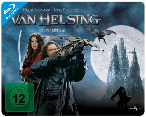 Van Helsing - Limited Quersteelbook [Blu-ray]