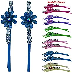 iOna Beauty Essentials HPGSET1G6E Bob Pin Bobby Pins Hair Grip Clip Hairpin Hairpins for Girls