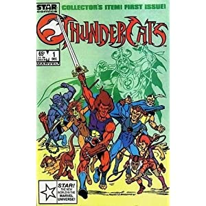 Thundercats Books on Com  Thundercats  Issue  1   David Michelinie  Jim Mooney  Books