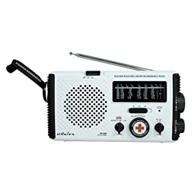 American Red Cross FR350 Emergency Radio