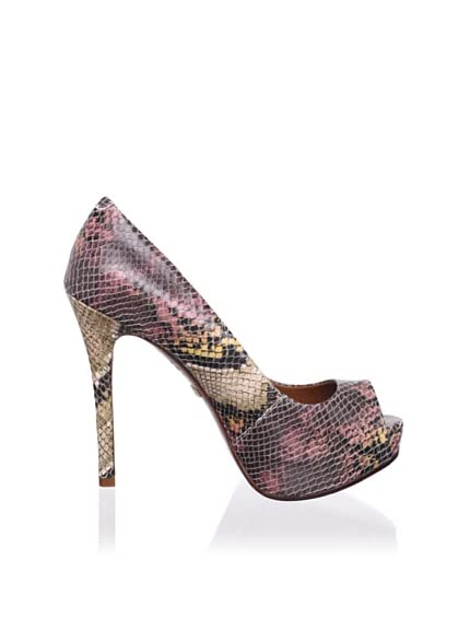Schutz Women's Peep-Toe Pump