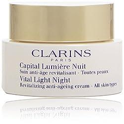Clarins Vital Light Night Revitalizing Anti-Aging Cream 50ml