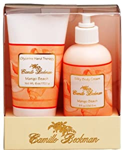 Camille Beckman Hand and Body Duet Gift Set Mango Beach