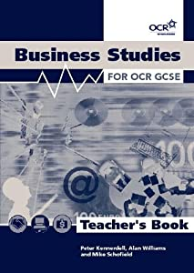 ocr business studies gcse coursework Ocr offers over 100 business related qualifications including business apprenticeships, gcse business studies, a level business studies and text processing qualifications.