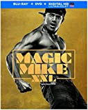 Magic Mike XXL [Blu-ray + Digital Copy] (Bilingual)