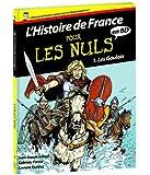 Histoire de France en BD Pour les Nuls - Tome 1 : Les Gaulois