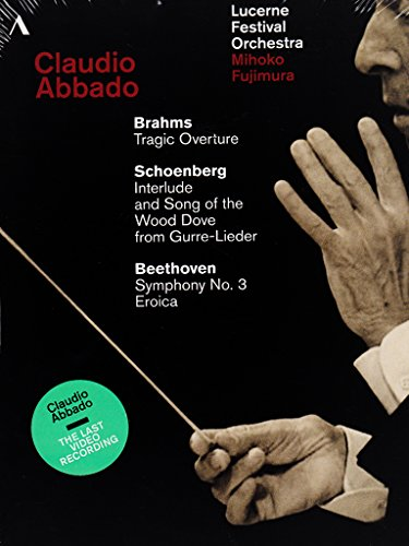 Claudio Abbado - Letztes Konzert: Lucerne Festival 2013