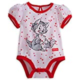 Disney Figaro Cuddly Bodysuit for Baby